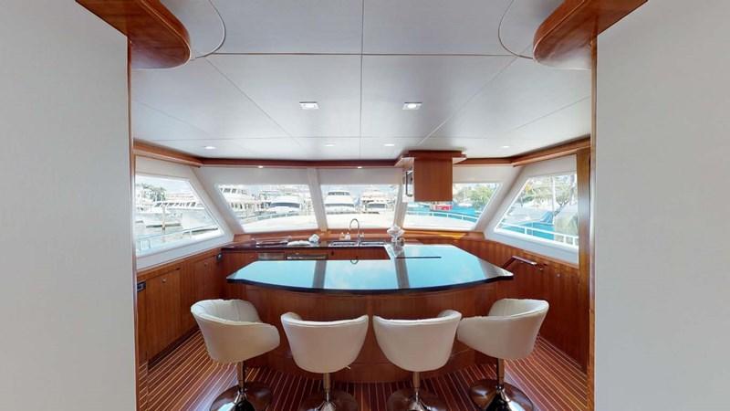 8g galley 2020 PRESIDENT YACHTS 870 Tri Deck LRC Motor Yacht 2775504
