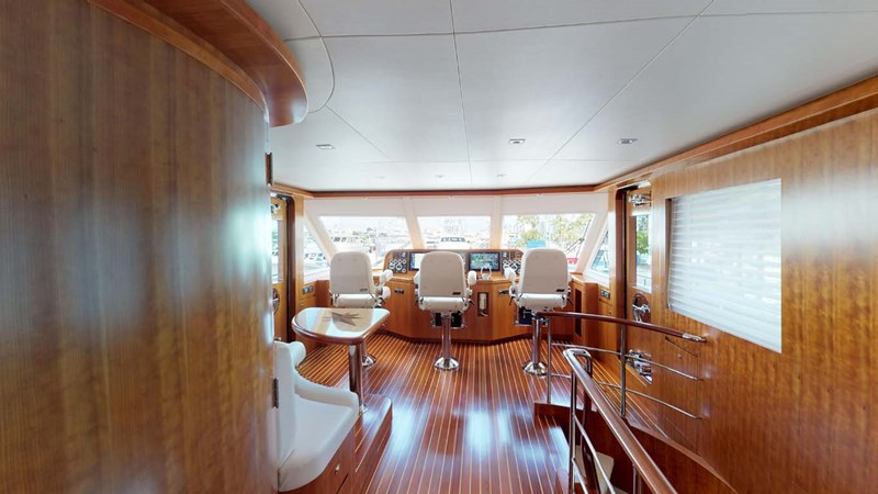 4a 2020 PRESIDENT YACHTS 870 Tri Deck LRC Motor Yacht 2775506