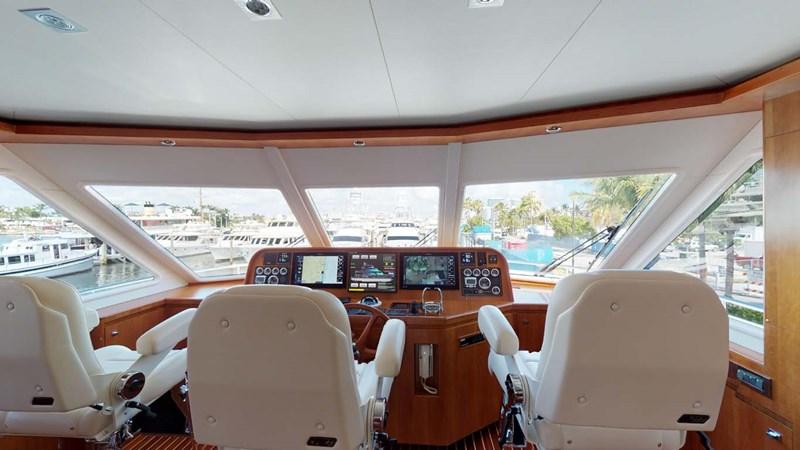 3 pilothouse 2020 PRESIDENT YACHTS 870 Tri Deck LRC Motor Yacht 2775507