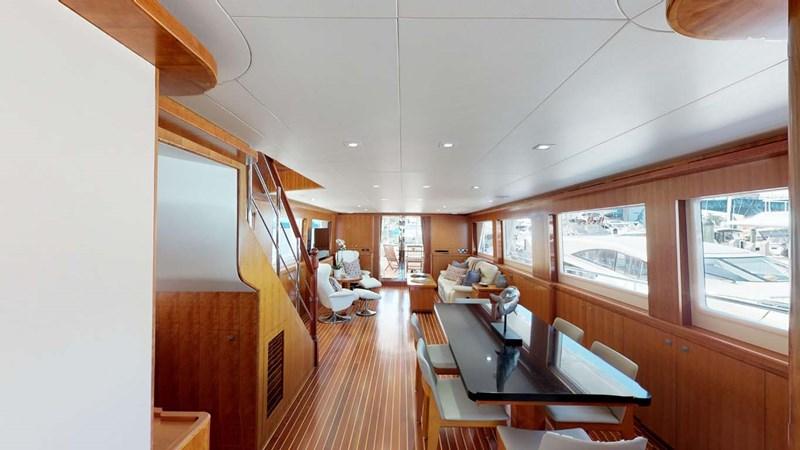 10 2020 PRESIDENT YACHTS 870 Tri Deck LRC Motor Yacht 2775509