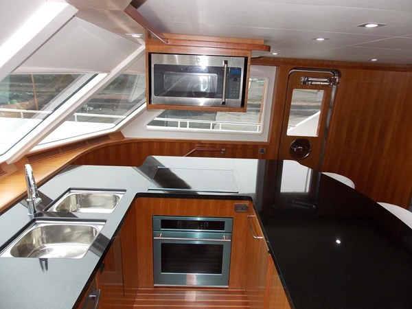 8a  Galley 2020 PRESIDENT YACHTS 870 Tri Deck LRC Motor Yacht 2775514