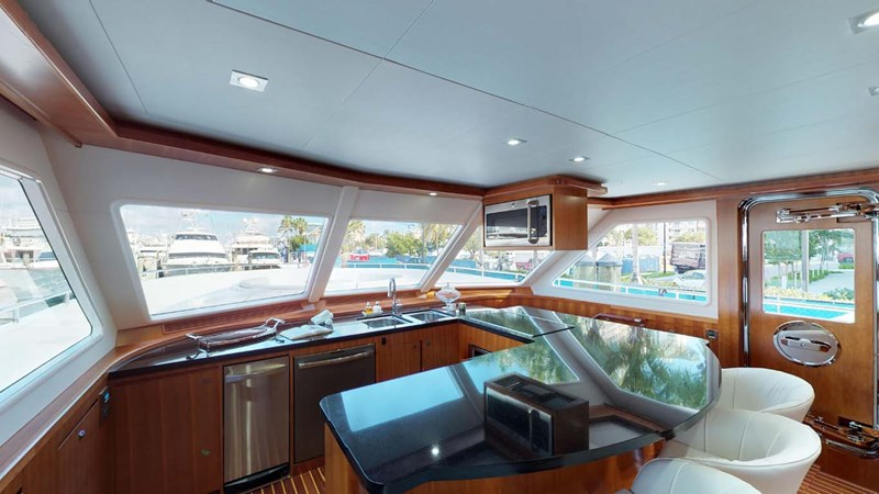 8d 2020 PRESIDENT YACHTS 870 Tri Deck LRC Motor Yacht 2775516