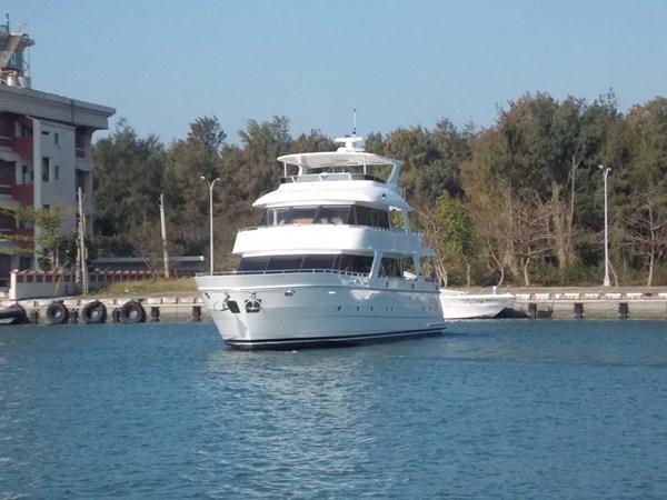 22 2020 PRESIDENT YACHTS 870 Tri Deck LRC Motor Yacht 2775519