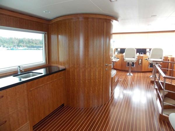 5a Wet Bar 2020 PRESIDENT YACHTS 870 Tri Deck LRC Motor Yacht 2775520