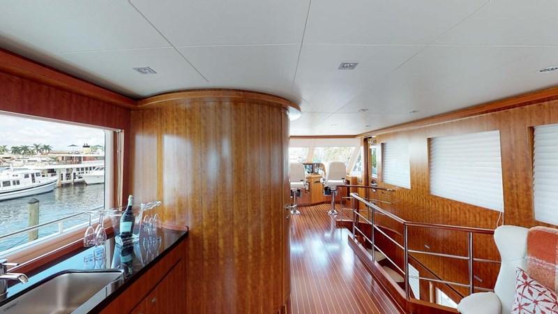 5b 2020 PRESIDENT YACHTS 870 Tri Deck LRC Motor Yacht 2775521