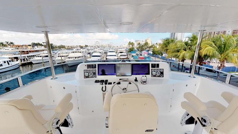 17 2020 PRESIDENT YACHTS 870 Tri Deck LRC Motor Yacht 2775523