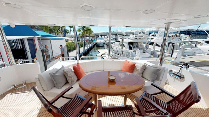 20 2020 PRESIDENT YACHTS 870 Tri Deck LRC Motor Yacht 2775524