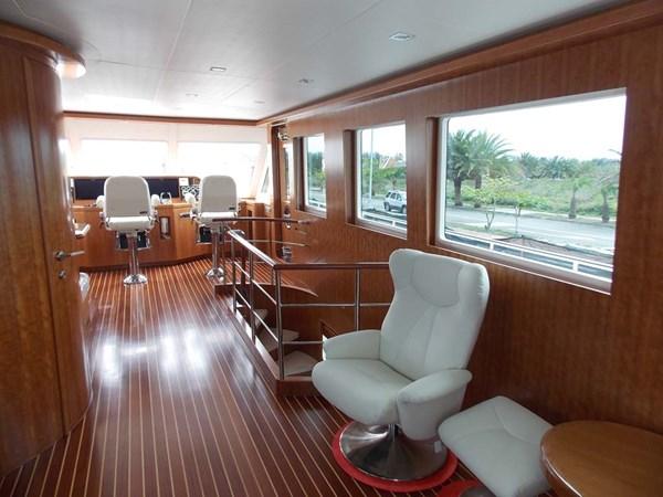 4b 2020 PRESIDENT YACHTS 870 Tri Deck LRC Motor Yacht 2775525
