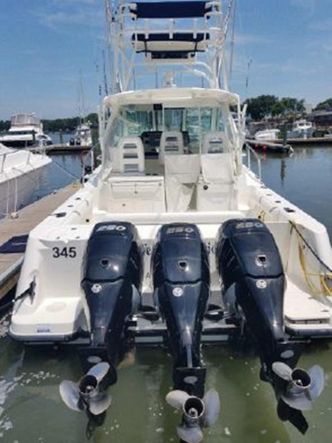 2012 BOSTON WHALER  Sport Fisherman 2672731