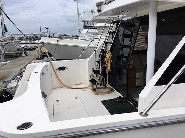 1991 OCEAN ALEXANDER Cockpit Pilot House Motor Yacht 2673238