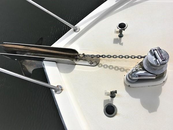 1991 OCEAN ALEXANDER Cockpit Pilot House Motor Yacht 2673243