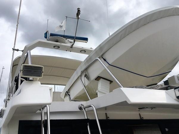 1991 OCEAN ALEXANDER Cockpit Pilot House Motor Yacht 2673245