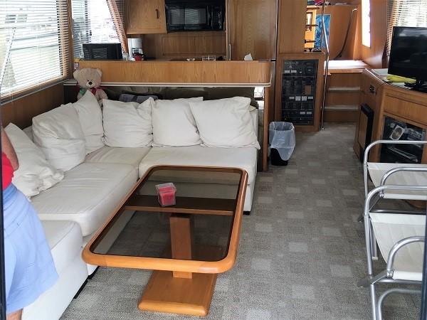 1991 OCEAN ALEXANDER Cockpit Pilot House Motor Yacht 2673246