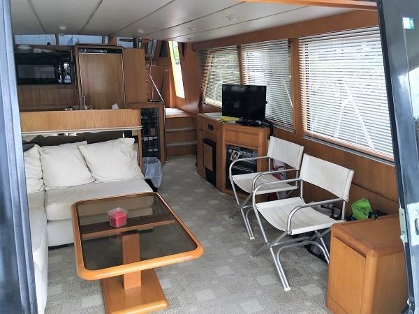 1991 OCEAN ALEXANDER Cockpit Pilot House Motor Yacht 2673247