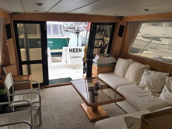 1991 OCEAN ALEXANDER Cockpit Pilot House Motor Yacht 2673248
