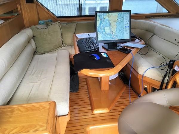 1991 OCEAN ALEXANDER Cockpit Pilot House Motor Yacht 2673261