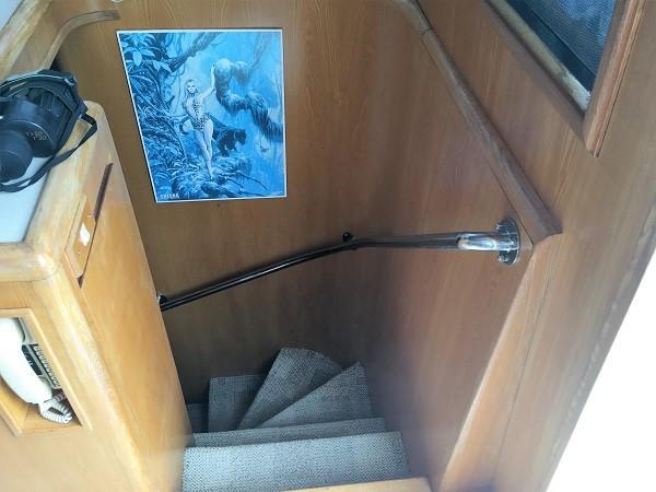 1991 OCEAN ALEXANDER Cockpit Pilot House Motor Yacht 2673265