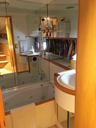 1991 OCEAN ALEXANDER Cockpit Pilot House Motor Yacht 2673268