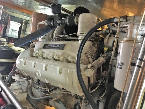 1991 OCEAN ALEXANDER Cockpit Pilot House Motor Yacht 2673283