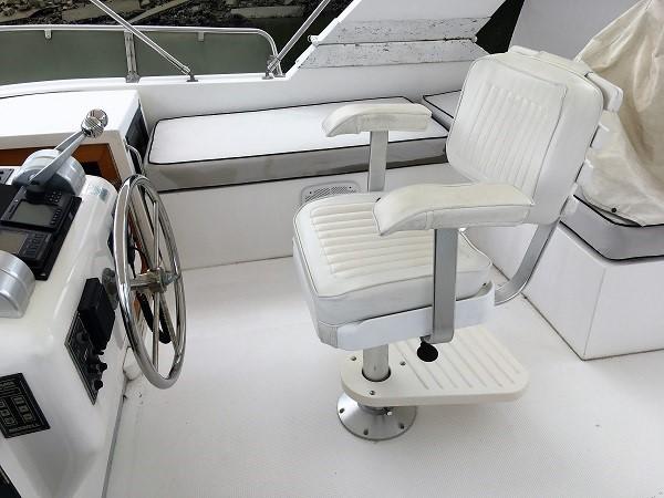 1991 OCEAN ALEXANDER Cockpit Pilot House Motor Yacht 2673295