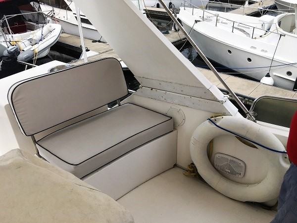 1991 OCEAN ALEXANDER Cockpit Pilot House Motor Yacht 2673297