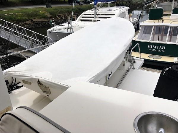 1991 OCEAN ALEXANDER Cockpit Pilot House Motor Yacht 2673299