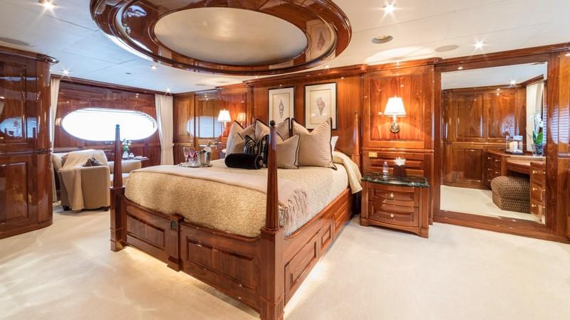 MASTER STATEROOM 2001 CHRISTENSEN Tri Deck Motor Yacht  Motor Yacht 2673715