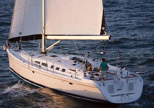 2009 HUNTER 50 Cruising Sailboat 2673814