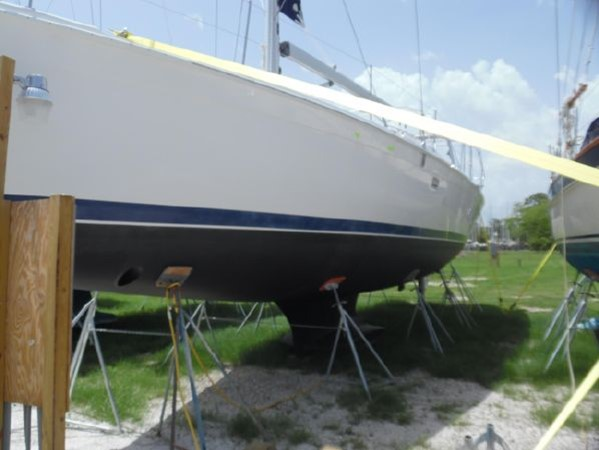 2009 HUNTER 50 Cruising Sailboat 2673817