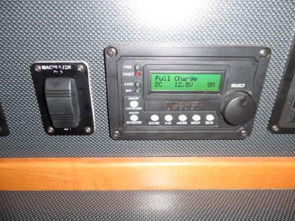 2009 HUNTER 50 Cruising Sailboat 2673865