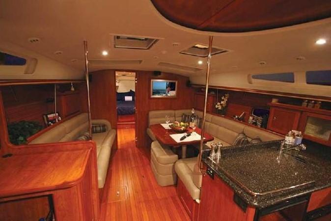 2009 HUNTER 50 Cruising Sailboat 2673892