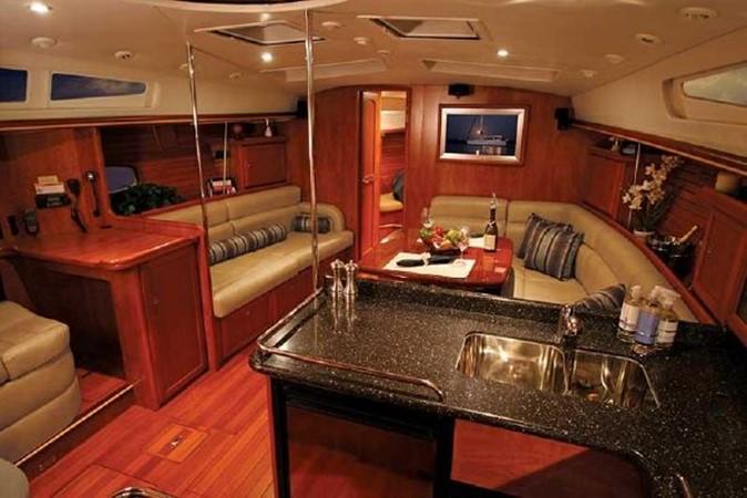 2009 HUNTER 50 Cruising Sailboat 2673893