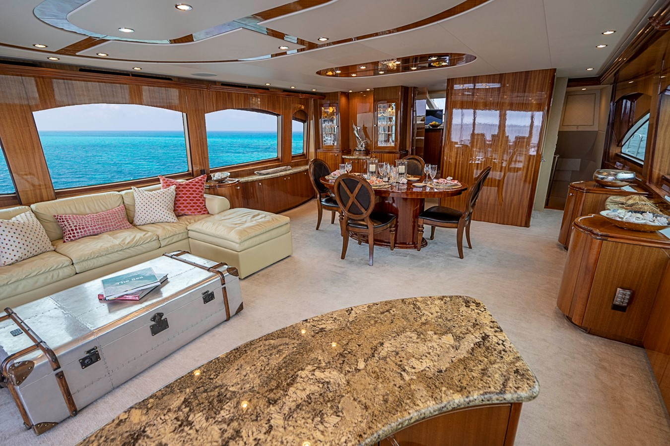2011 HATTERAS Enclosed Bridge Motor Yacht 2678264