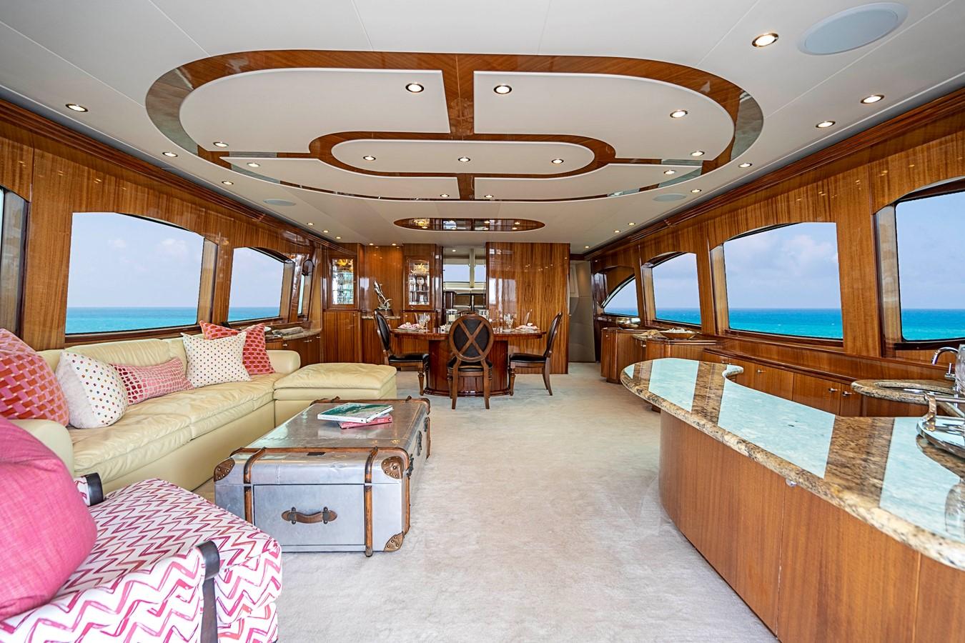 2011 HATTERAS Enclosed Bridge Motor Yacht 2678272