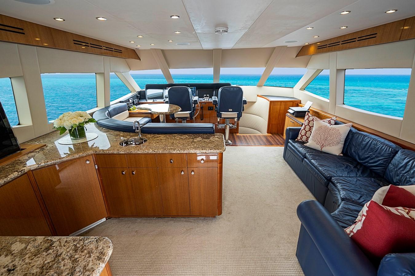 2011 HATTERAS Enclosed Bridge Motor Yacht 2678463