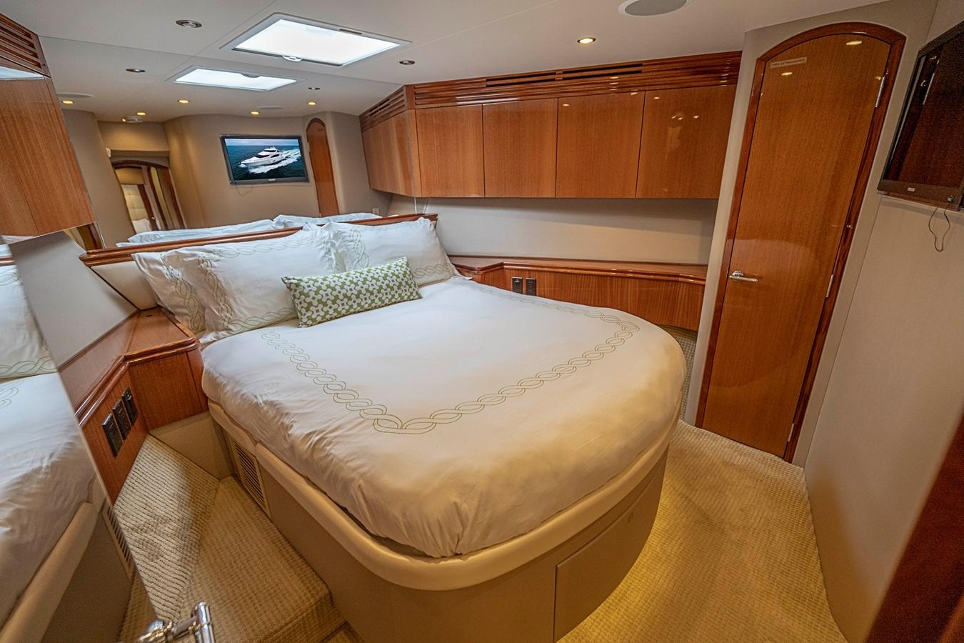 2011 HATTERAS Enclosed Bridge Motor Yacht 2679247