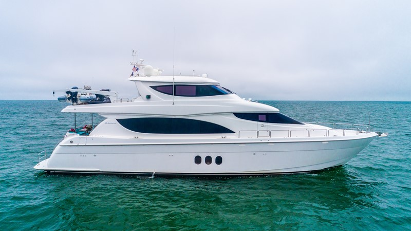 2011 HATTERAS Enclosed Bridge Motor Yacht 2678249