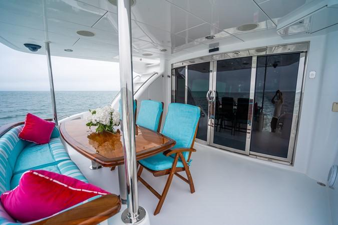 2011 HATTERAS Enclosed Bridge Motor Yacht 2678253