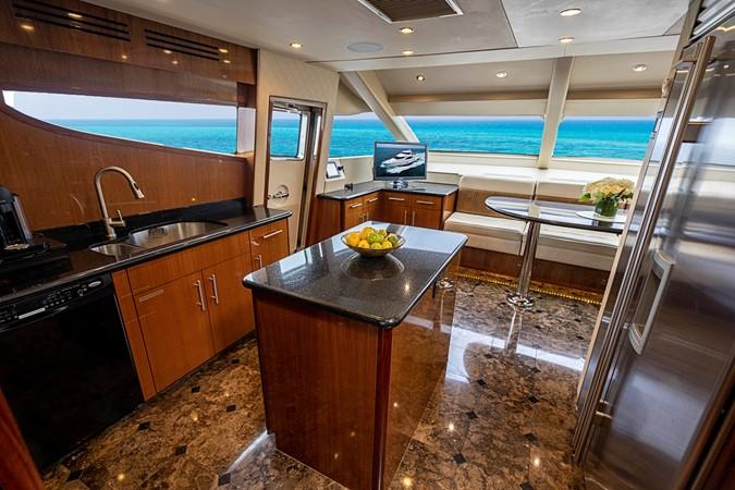 2011 HATTERAS Enclosed Bridge Motor Yacht 2678288