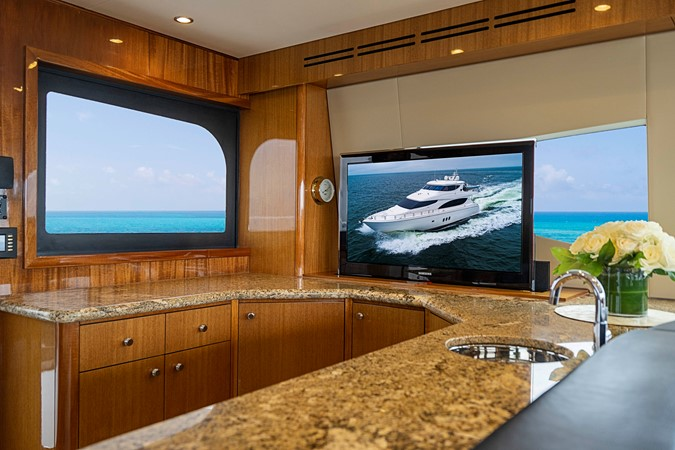 2011 HATTERAS Enclosed Bridge Motor Yacht 2678465
