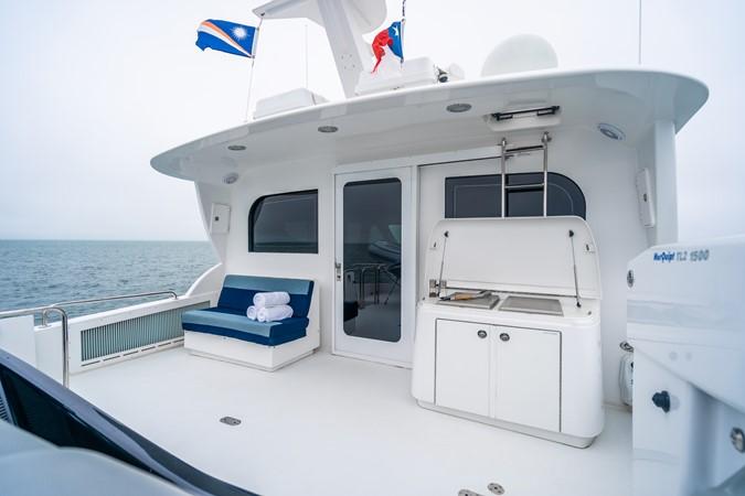 2011 HATTERAS Enclosed Bridge Motor Yacht 2679268