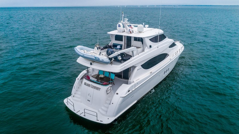 2011 HATTERAS Enclosed Bridge Motor Yacht 2679517