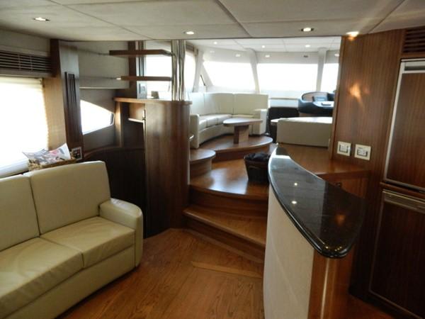Interior Maindeck Midship 2003 SUNSEEKER Manhattan 74 Motor Yacht 2674108