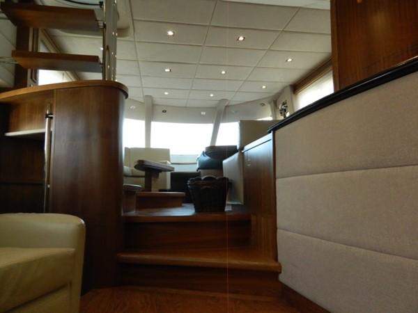 Interior Maindeck Midship 2003 SUNSEEKER Manhattan 74 Motor Yacht 2674111