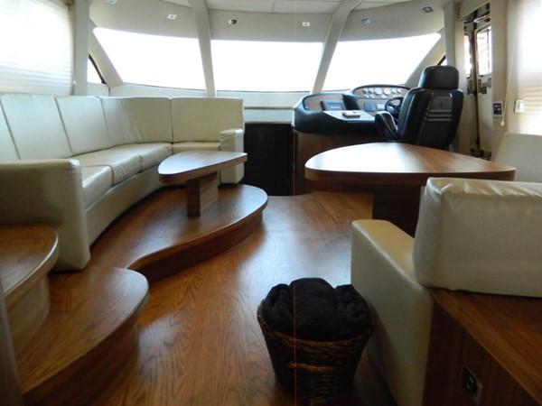 Forward Seating 2003 SUNSEEKER Manhattan 74 Motor Yacht 2674113