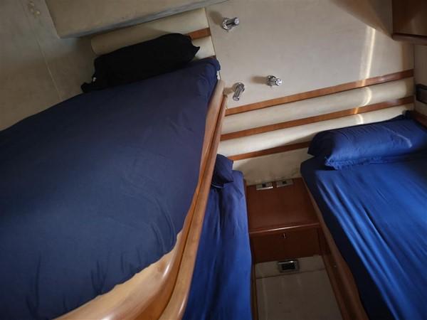 Crew Berths 2003 SUNSEEKER Manhattan 74 Motor Yacht 2674143