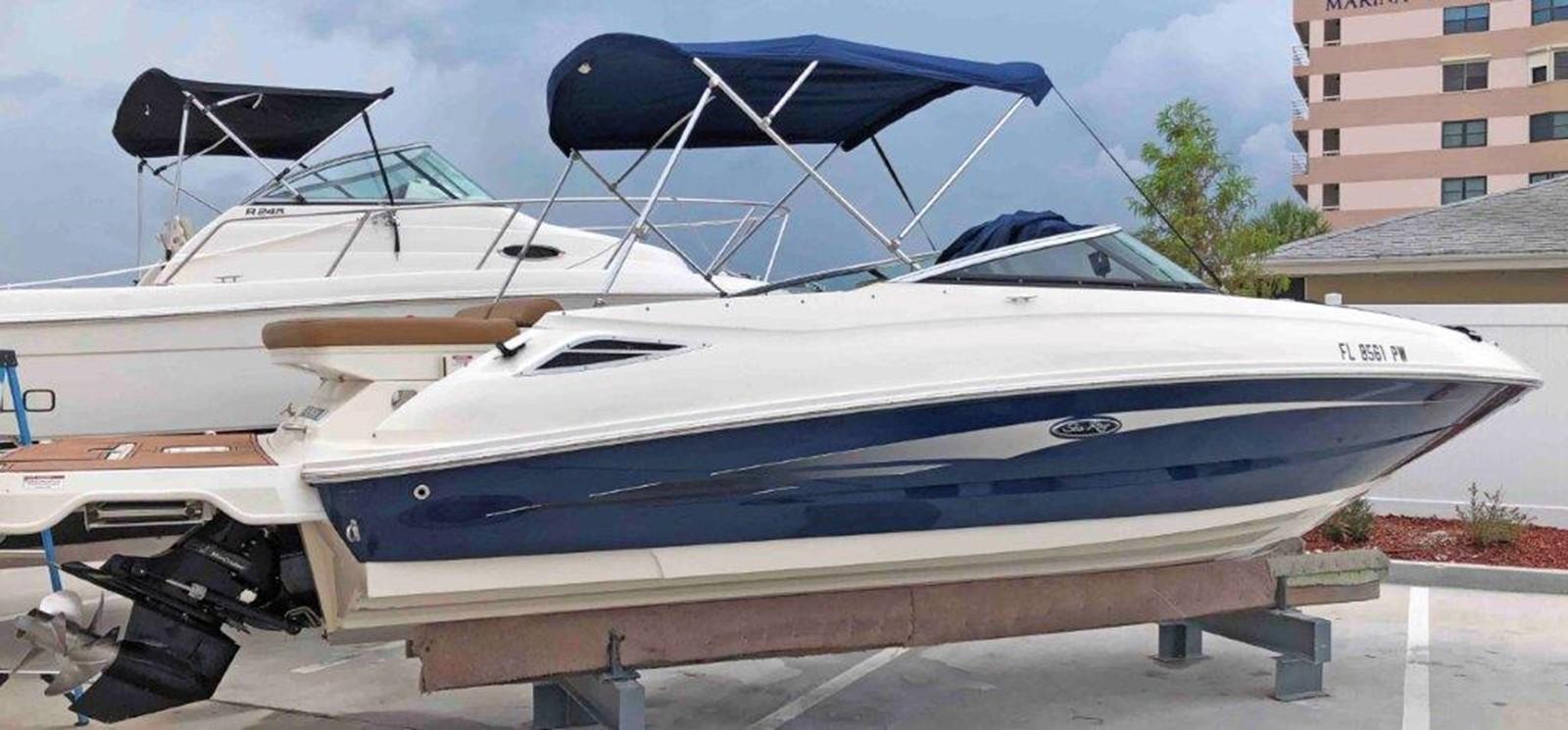 2015 SEA RAY 240 SunDeck Deck Boat 2674192