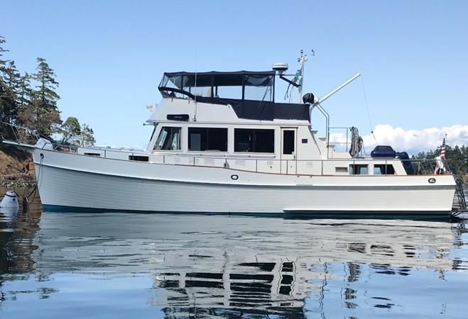 1994 GRAND BANKS  Trawler 2674787