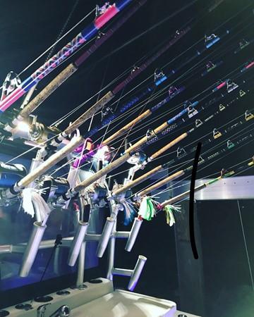 Rods in Rocket Launchers 2018 SEA HUNTER 45 Center Console Center Console 2675365