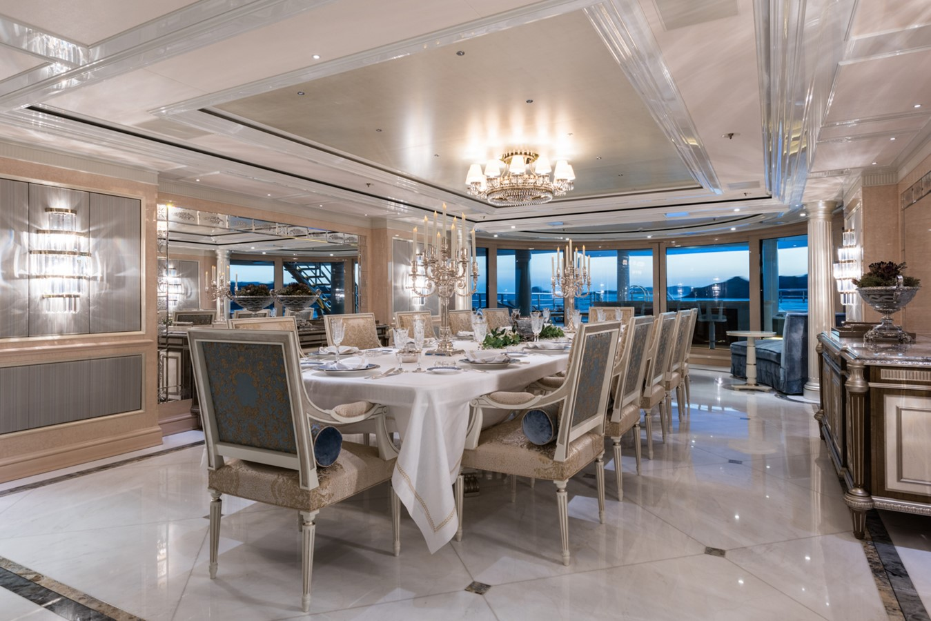 2016 AMELS Limited Edition 242 Mega Yacht 2682125
